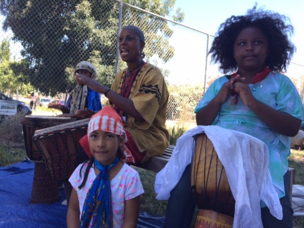 Camp ANV Spotlight: Connecting to Ancestors with Afia Walking Tree