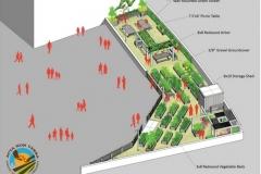 Site Plan Birds Eye View